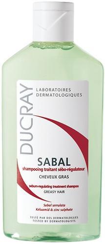 Шампунь Ducray Sabal для жирных волос 200 мл (1)