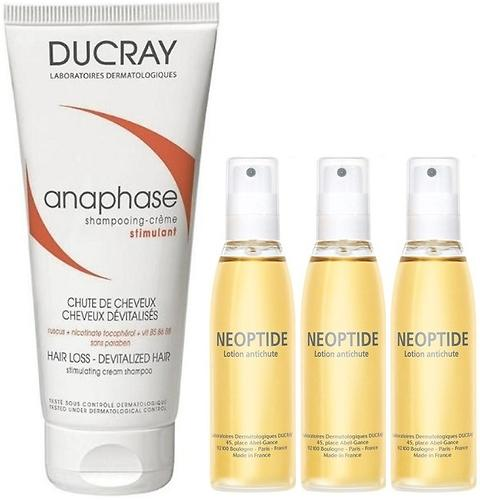 Набор Ducray Neoptide Woman + Шампунь Anaphase+ 200мл (1)