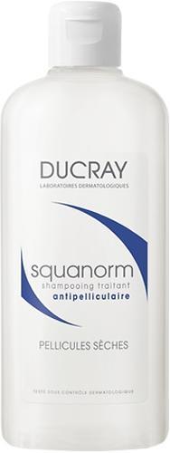 Шампунь Ducray Squanorm Dry Сухая перхоть 200мл (1)
