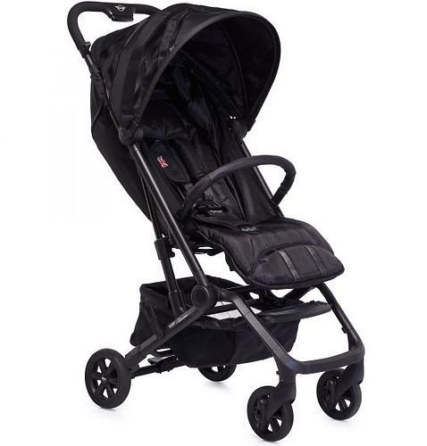 Коляска Easywalker MINI buggy XS Luxury Black (9)