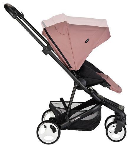 Коляска прогулочная Easywalker Charley Desert Pink (17)