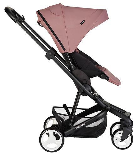 Коляска прогулочная Easywalker Charley Desert Pink (12)