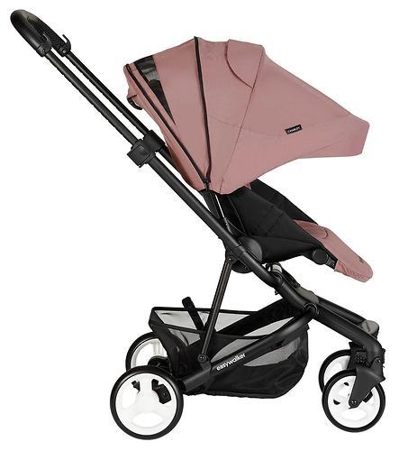 Коляска прогулочная Easywalker Charley Desert Pink (14)