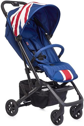Коляска Easywalker Mini Buggy XS Union Jack Classic (11)