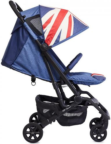 Коляска Easywalker Mini Buggy XS Union Jack Classic (13)