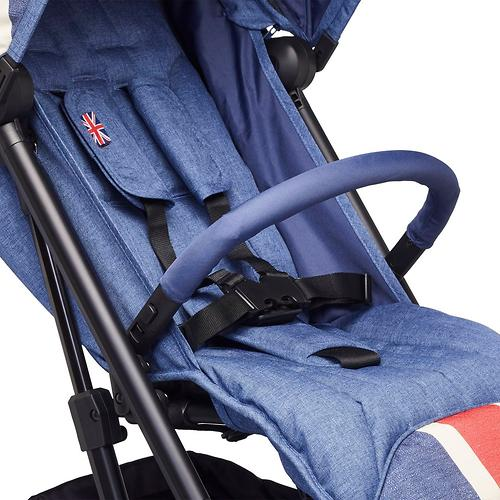 Коляска Easywalker Mini Buggy XS Union Jack Classic (14)