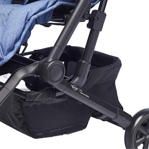 Коляска Easywalker Mini Buggy XS Union Jack Classic (17)
