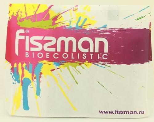Промо-сумка Fissman для покупок с логотипом Fissman разноцветная (1)