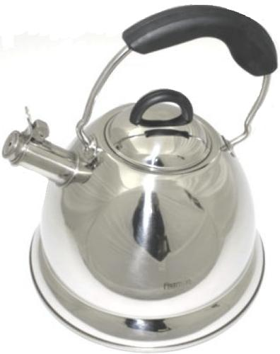 Чайник для кипячения воды Fissman ASTANA 5,0 л (нерж. сталь) 5927 (1)