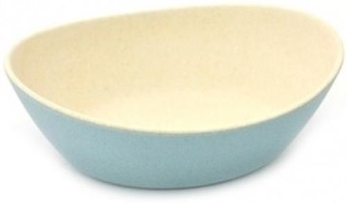 Миска 15 см / 400 мл голубая (бамбуковое волокно) 7183 (1)