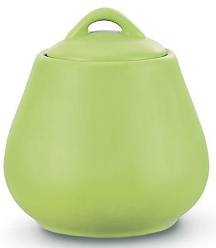 Сахарница Fissman 600 мл, цвет Светло-зеленый (керамика) 9330 (1)