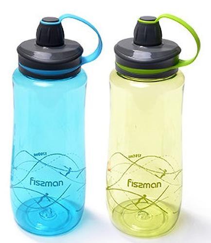 Бутылка Fissman для воды 1200 мл (пластик) 6852 (1)