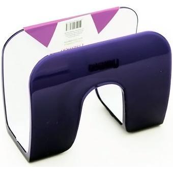 Подставка для бумажных салфеток Fissman Фиолетовая (пластик) 7067 - Minim