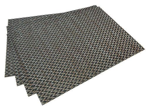 Комплект Fissman из 4 сервировочных ковриков ПВХ 0646 (1)