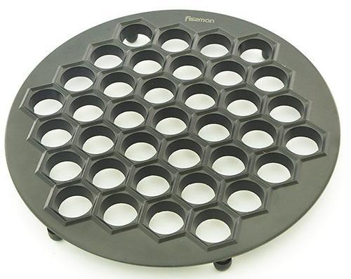 Форма для приготовления пельменей Fissman 26 см 37 ячеек 8563 (1)