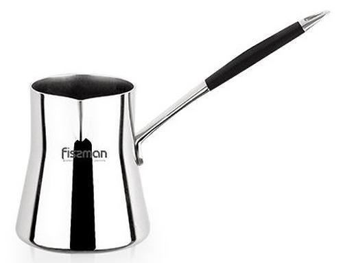 Турка для варки кофе Fissman 350 мл (нерж.сталь) 3306 (1)