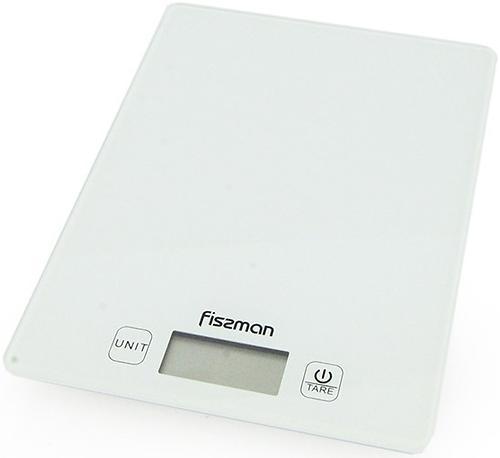 Весы Fissman кухонные электронные 19x14x1,4 см 0320 (4)