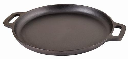 Круглая сковорода Fissman с двумя боковыми ручками (чугун) 4058 (1)