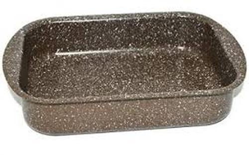 Форма для выпечки круглая Fissman 16x8,5 см (алюминий с антипригарным покрытием) 5001 (1)
