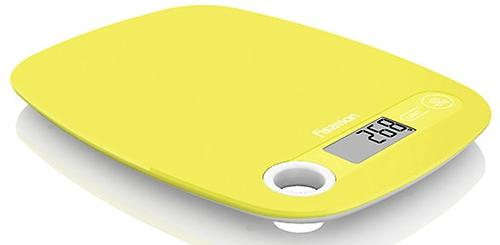 Весы Fissman кухонные электронные 20x15x1,3 см 0323 (1)