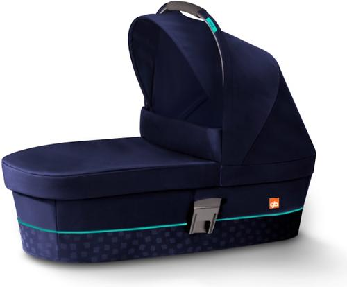 Люлька GB Cot Sea Port Blue (4)