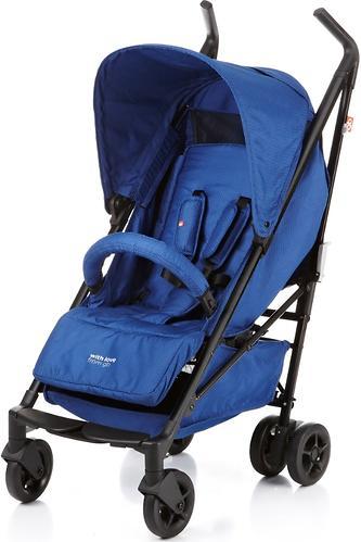 Коляска GB Majik D2040 Blue (5)