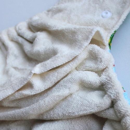 Многоразовый подгузник GlorYes! для приучения к горшку Синий 3-15 кг + 2 вкладыша (8)