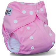 Многоразовый подгузник GlorYes! для приучения к горшку Розовый 3-15 кг + 2 вкладыша