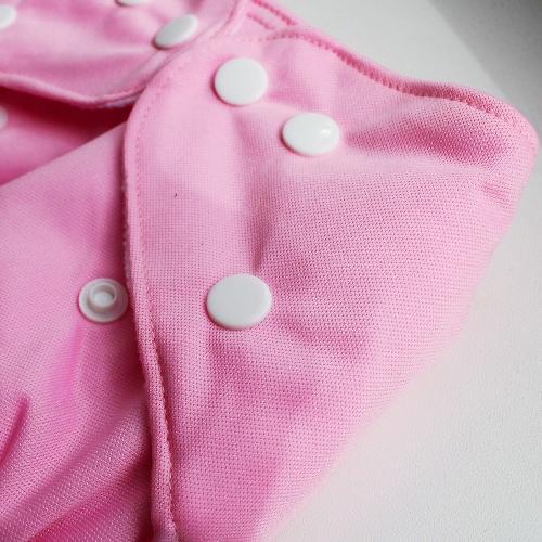 Многоразовый подгузник GlorYes! для приучения к горшку Розовый 3-15 кг + 2 вкладыша (8)