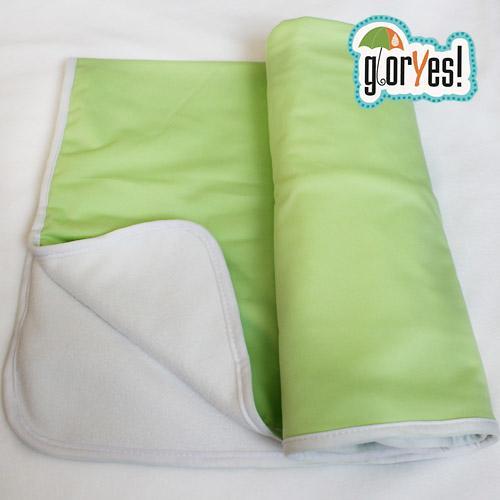 Впитывающая пеленка GlorYes! Мята 80х68 см (6)