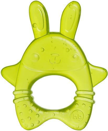 Прорезыватель Happy Baby с водой Teether water Салатовый (1)
