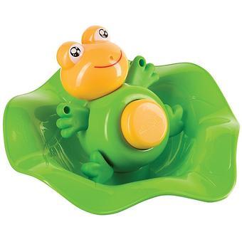Прорезыватель-лягушка и ковш Happy Baby Funny frog - Minim