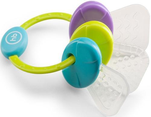 Прорезыватель Happy Baby Teether Keys Голубой (1)