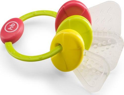 Прорезыватель Happy Baby Teether Keys Красный (1)