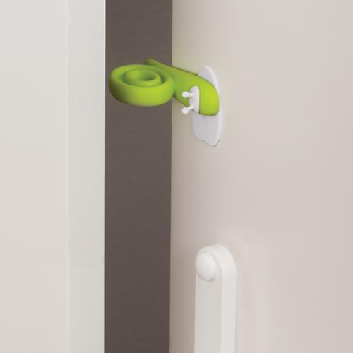 Фиксатор для двери Happy Baby Pull-Out Door Stopper (6)