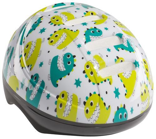 Шлем защитный Happy Baby STONEHEAD white (5)