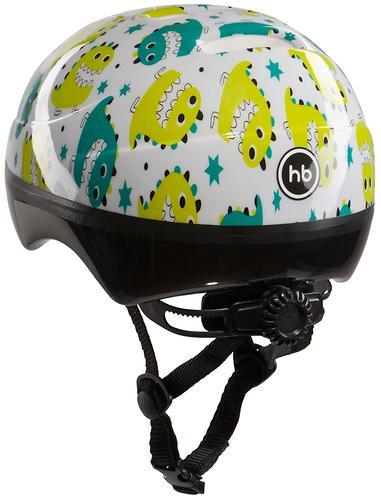 Шлем защитный Happy Baby STONEHEAD white (6)