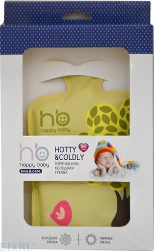 """Детская грелка Happy Baby """"HOTTY & COLDLY"""" (4)"""
