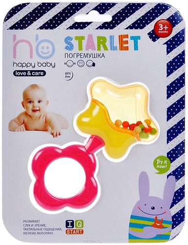 Погремушка Happy Baby Starlet (4)