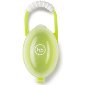 Контейнер Happy Baby для пустышки Pacifier container Lime - Minim