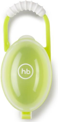 Контейнер Happy Baby для пустышки Pacifier container Lime (3)
