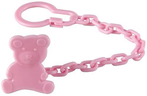 Держатель для пустышки Happy Baby Umka Pink (1)