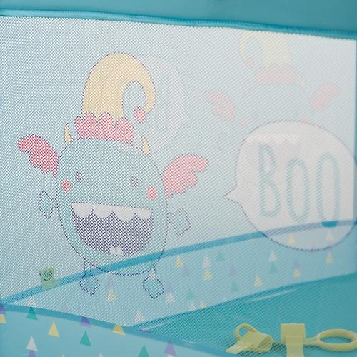 Манеж Happy Baby Alex Blue (7)