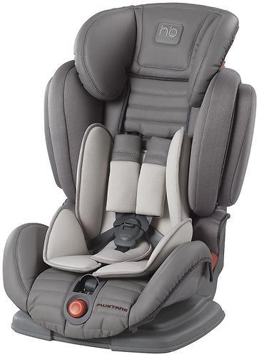 Автокресло Happy Baby Mustang Gray (5)