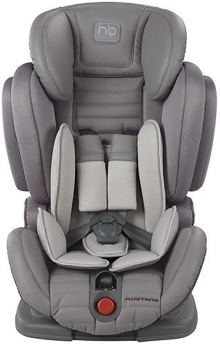 Автокресло Happy Baby Mustang Gray (8)