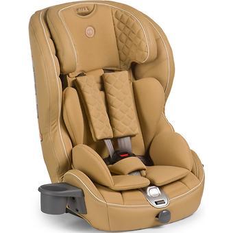 Автокресло Happy Baby Mustang Isofix Beige - Minim