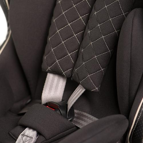 Автокресло Happy Baby Mustang Isofix Black (14)