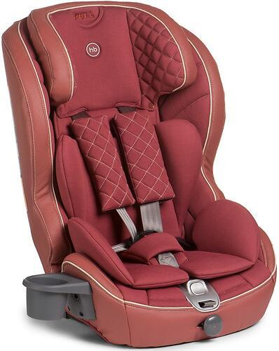 Автокресло Happy Baby Mustang Isofix Bordo (11)