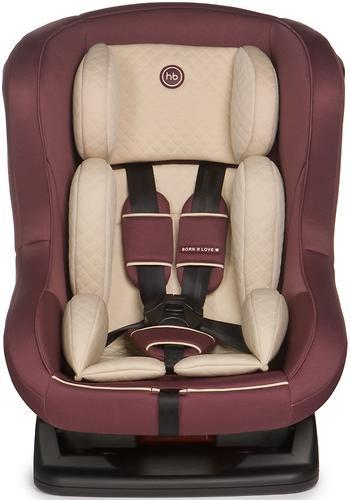 Автокресло Happy Baby Passenger Bordo (10)