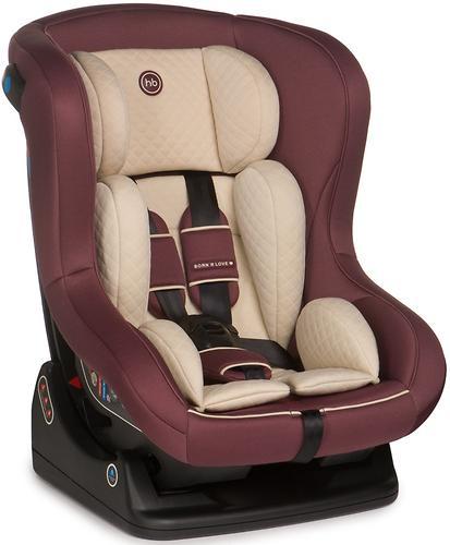 Автокресло Happy Baby Passenger Bordo (9)
